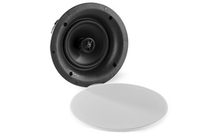 Power Dynamics FCS8 Low Profile Ceiling Speaker 100V 8""