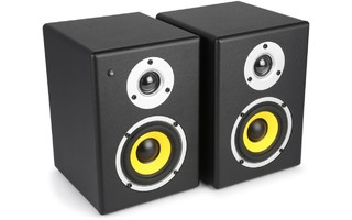 "Imagenes de Power Dynamics PDSM4 Monitor Activo de estudio 4"" - Pareja"
