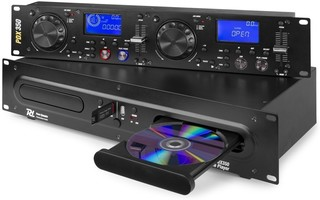Imagenes de Power Dynamics PDX350 Doble reproductor CD/MP3/USB