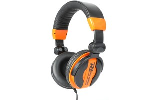 Power Dynamics PH200 Auriculares DJ Naranja
