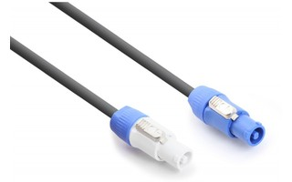Power Dynamics Powercon cable extension M-F 3.0m