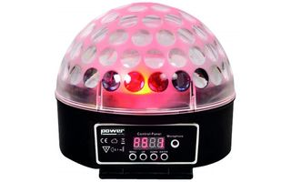 Power Lighting SPHERO LED MK2 BLACK