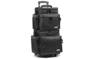 UDG Trolley SET Deluxe Negro