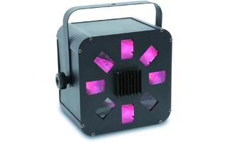 Efecto iluminación 1x10W RGBW 4 en 1 - C-STORM
