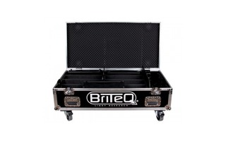 BriteQ FlightCase PowerPixel 4/8 BeamBar
