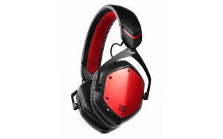 V-Moda Crossfade Wireless Rojo