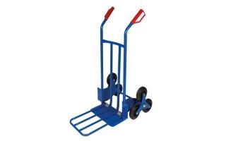 Carretilla de mano para escaleras con 6 ruedas djmania for Carretilla dos ruedas mano