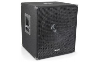 "SkyTec SWA15 Subwoofer activo PA 15"" - 600W"