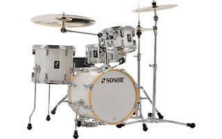 Sonor SET AQ2 Safari White Pearl