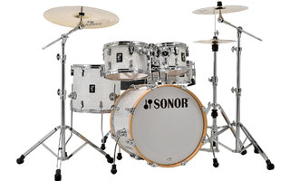 Sonor SET AQ2 Stage White Pearl