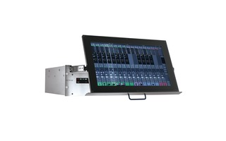 SSL TEMPEST CONTROL RACK (WITH MONITOR)