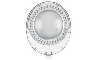 Imagenes de LÁMPARA LED CON LUPA 8 DIOPTRÍAS- 8W - 80 LEDs - COLOR BLANCO