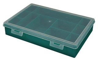 Storage Box 290 x 195 x 54 mm 11 Compartments - Tayg 061103