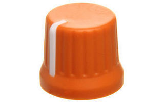 DJ TechTools Chroma Caps Fatty Knob Naranja