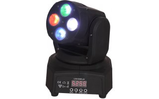 Ibiza Light LMH 350 Mini RGBW LED