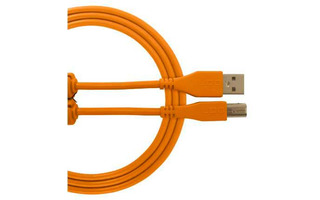 UDG Ultimate cable USB-c a USB-B 1.5 metros - Naranja