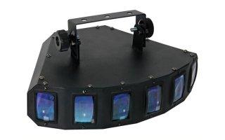 ASTAR - EFECTO DERBY CON LEDs - 90 LEDs - VDPL300D