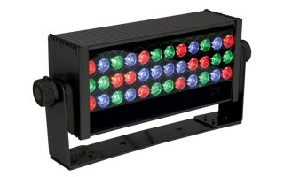 HQ POWER EFECTO LED 'WASH' PARA EL USO EN EXTERIORES - LEDs R+G+B