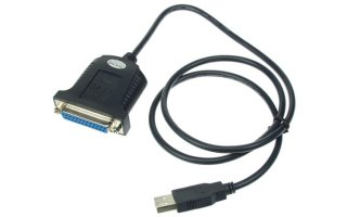 CABLE USB - PARALELO - PCUSB13