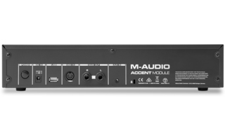 Imagenes de M-Audio Accent Module