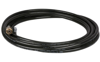 Showtec CO2 High Pressure Hose - Macho - hembra de 3/8, 15 m
