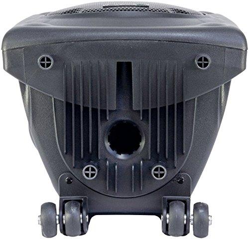 Ibiza Port 8 VHF - Soporte de altavoz 35mm Tripode