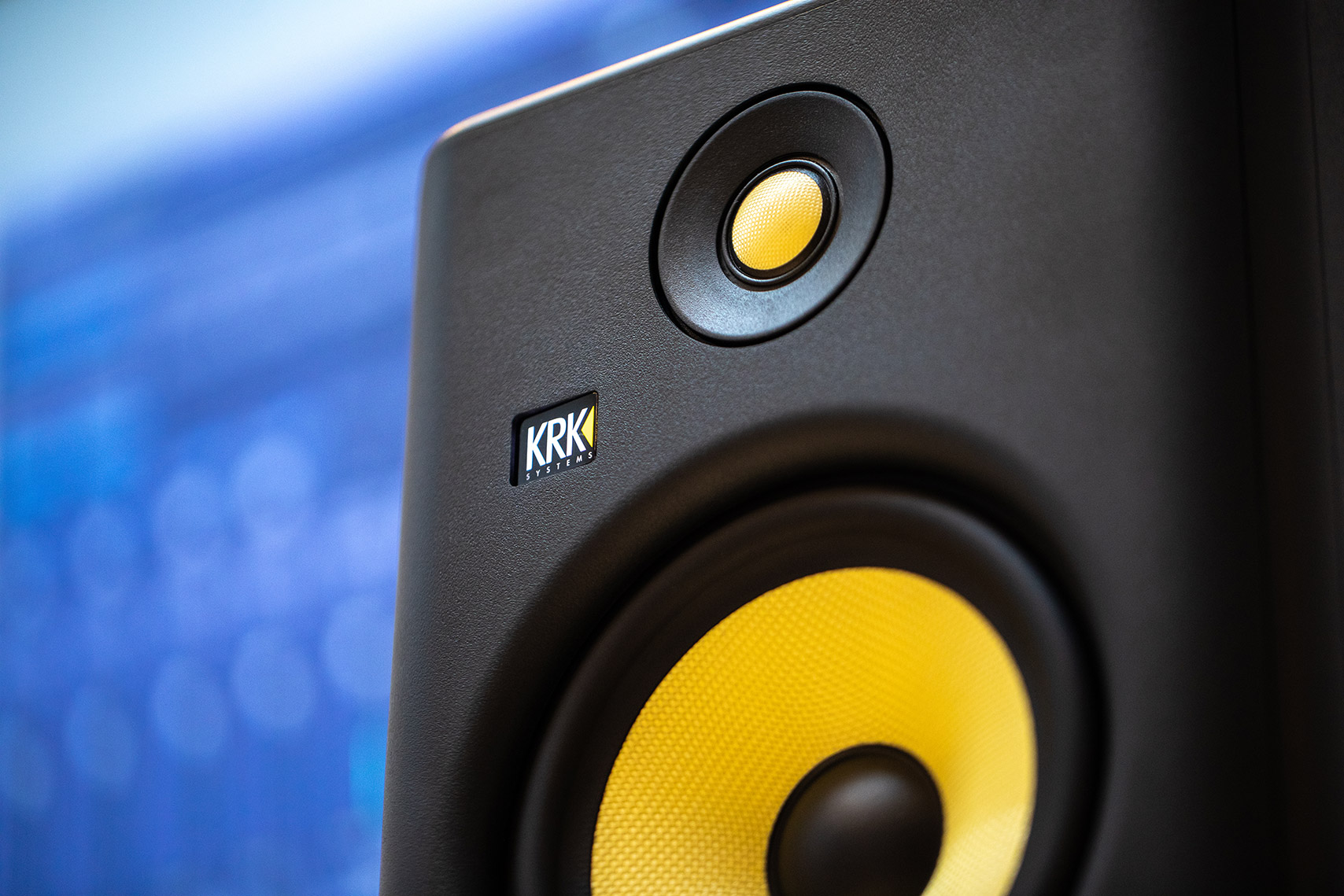 KRK ROKIT G4 - Matching Kevlar Woofer and Tweeter