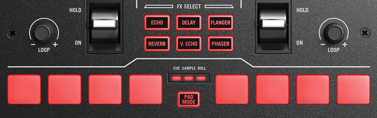 Mezclador Numark Scratch Pro