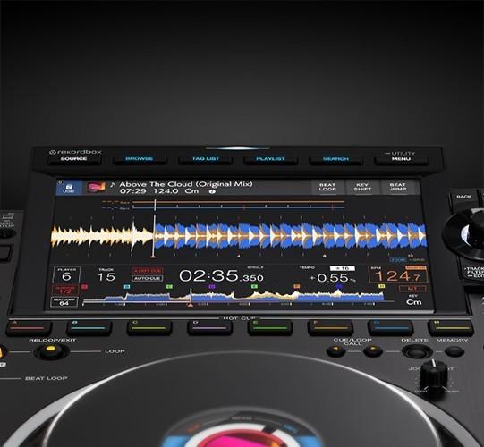 Pioneer DJ CDJ 3000 Nuevo monitor