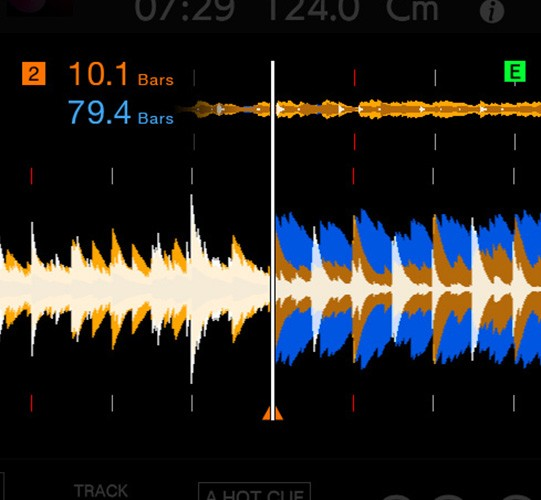 3Band WaveForm