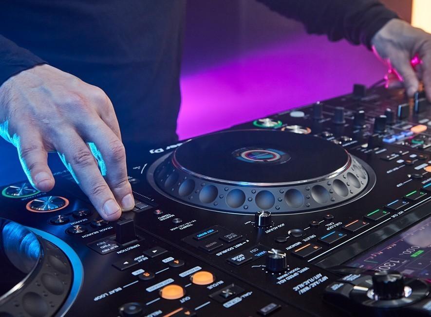 Pioneer CDJ 3000 CD DJ Cabina