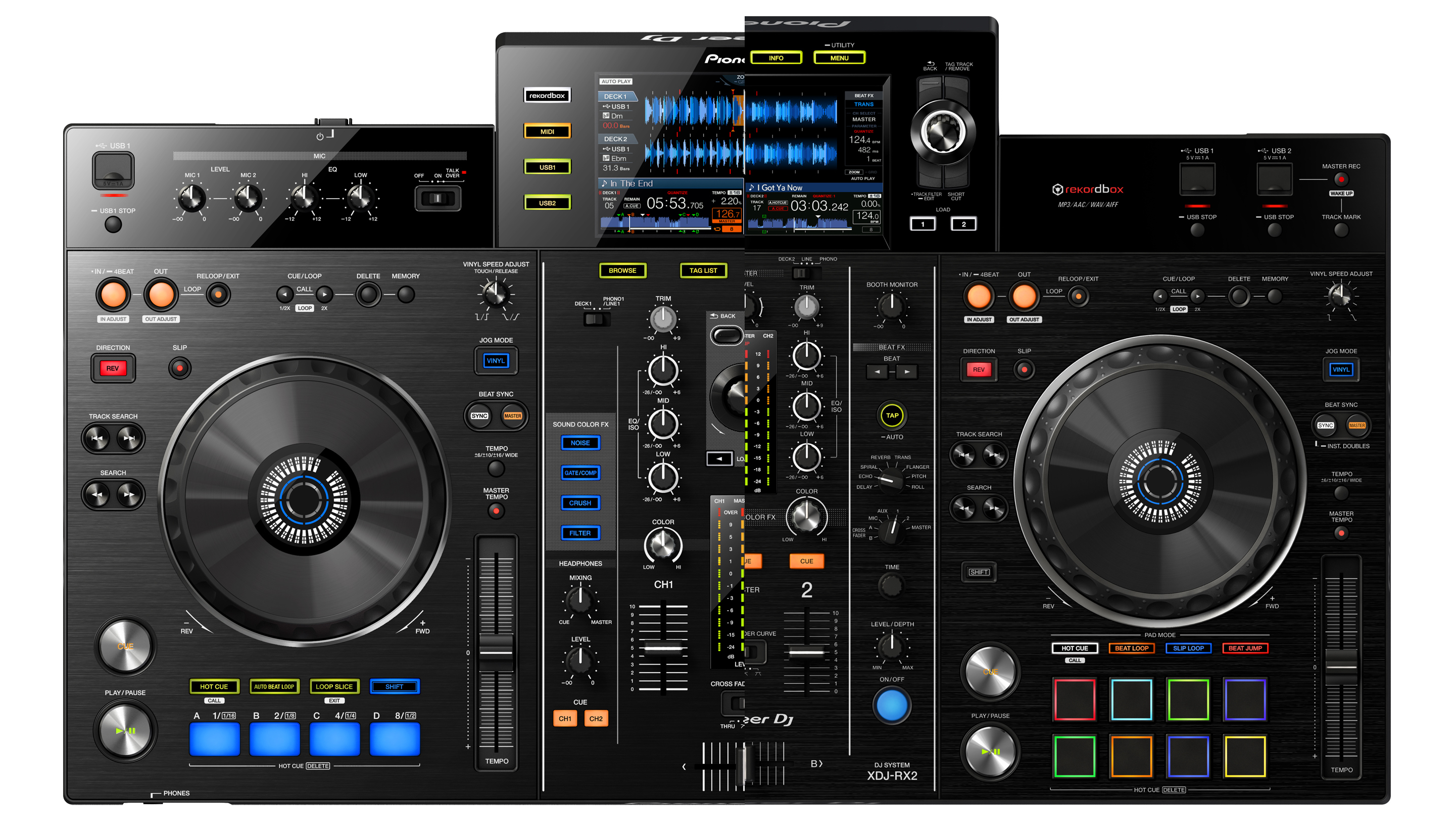 PIONEER XDJ-RX DJ SYSTEM DOWNLOAD DRIVERS