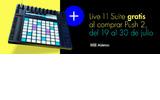 Consigue Live 11 Suite al comprar Ableton push