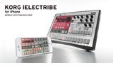 Korg iElectribe iPhone app