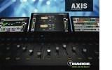 Mezcladores digitales Mackie Axis