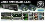Mackie Master Fader App