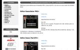 Nuevos editores para Kaossilator Pro+, KP3+ y USB-MIDI Driver
