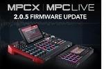 Actualización AKAI MPC X/Live 2.0.5