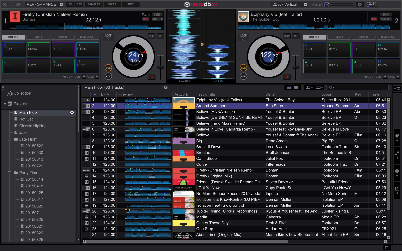 free download virtual dj 8 for mac