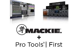 Mackie y Pro Tools