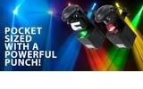 ADJ Inno Pocket - Scanners ligeros y potentes