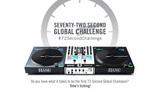 El desafío de los 72 segundos de Rane DJ