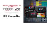 Actualización Firmware Akai Force y Akai MPC