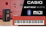 Teclados Casiotone con Bluetooth Audio Midi