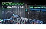 Firmware Denon MCX-8000