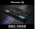 Nuevo controlador DJ Pioneer DDJ-1000