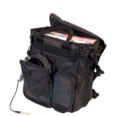 descubre la seleccin de technics record bags para llevar hasta vinilos tus auriculares dj etc que puede ser llevada de maneras cmodamente