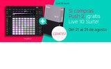 Live 10 Suite gratis al comprar Ableton Push 2
