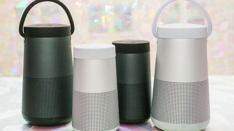 Resultado de imagen para Altavoz portátil con Bluetooth Bose SoundLink Revolve