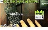 Kit de sonidos para Teenage Engineering PO-32 tonic gratis